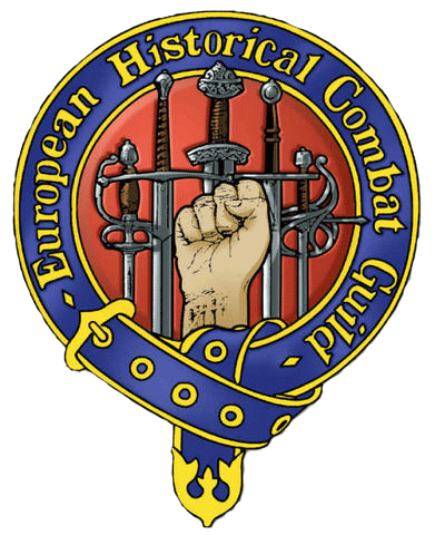 European Historical Combat Guild logo